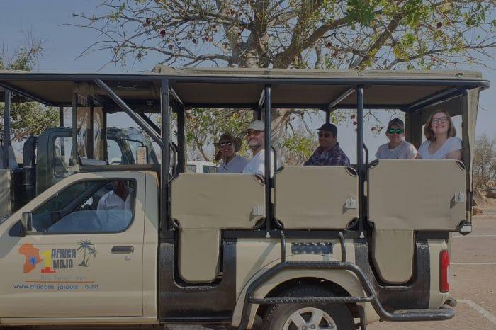 Kruger National Park Day Safari