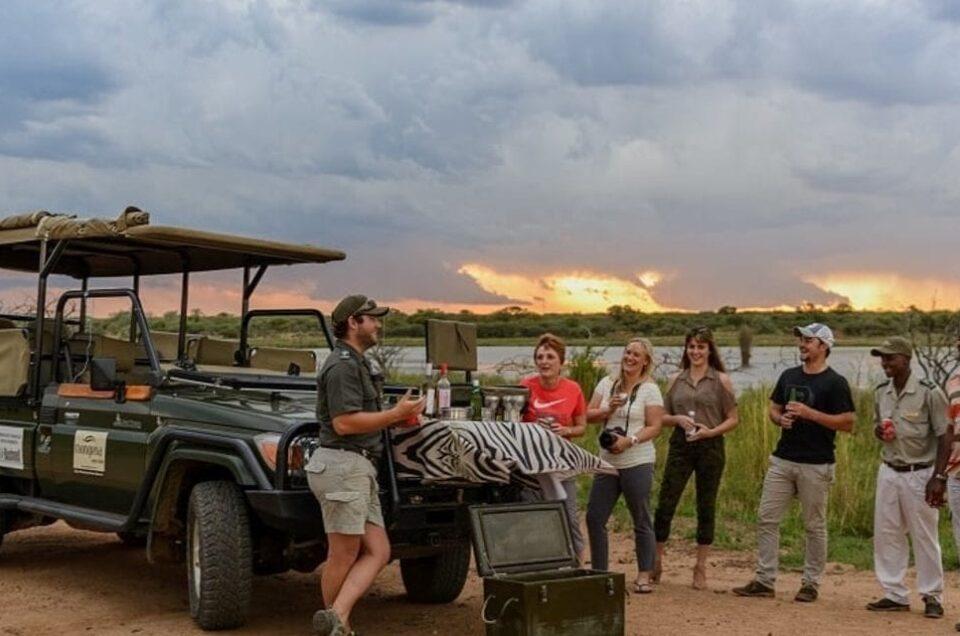 Dinokeng Game Reserve Big 5 Safari in Johannesburg