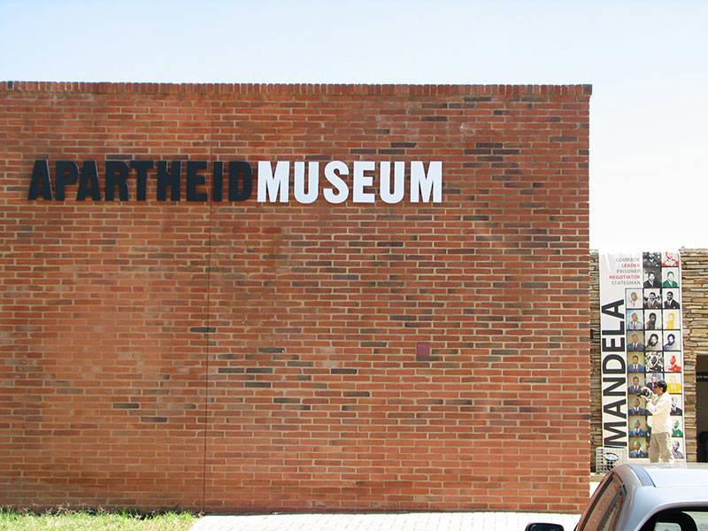 Aprtheid Museum