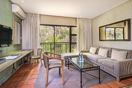 Accommodation at Hazy View