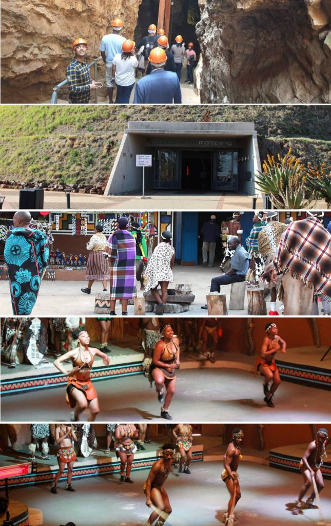 Cradle of Humankind and Lesedi Cultural Village