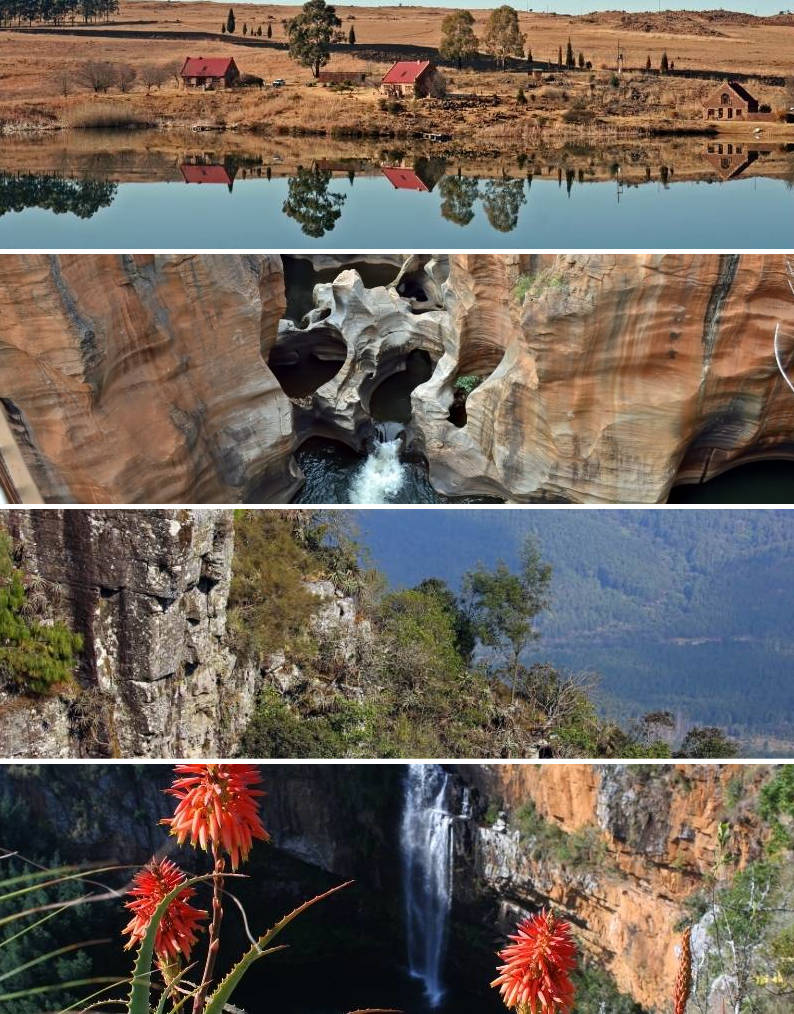 Dullstroom-the Panorama Route and Hazyview