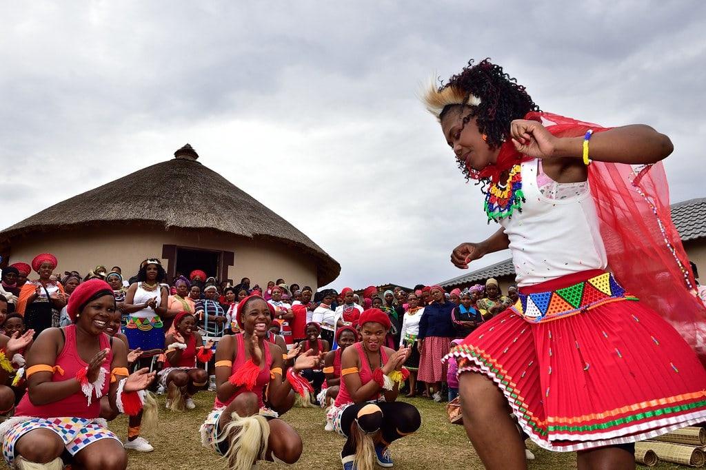 Zulu Culture at Lesedi Cultural Village